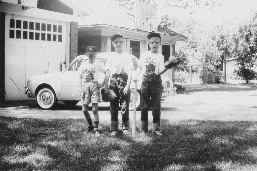 Jack, Dick, & Bill as kids